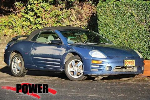 Pre-Owned 2003 Mitsubishi Eclipse GS