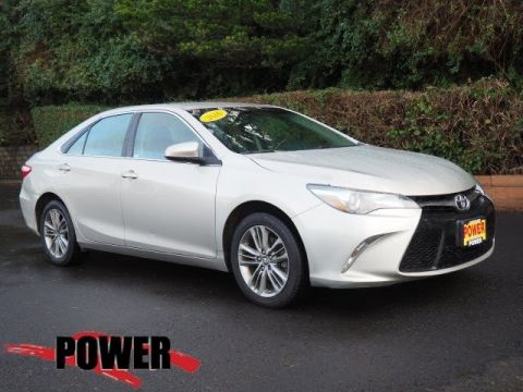 Pre-Owned 2016 Toyota Camry SE W/SPECIAL EDIT