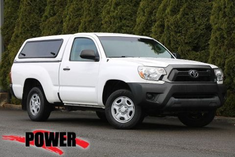 Pre-Owned 2013 Toyota Tacoma REG CAB 2WD I4 AT