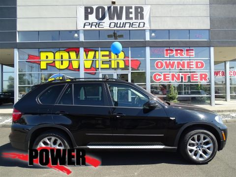 Pre-Owned 2011 BMW X5 35i Premium