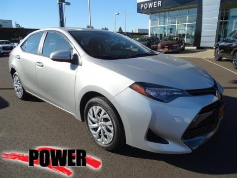 Pre-Owned 2017 Toyota Corolla 50TH ANNIVERSARY