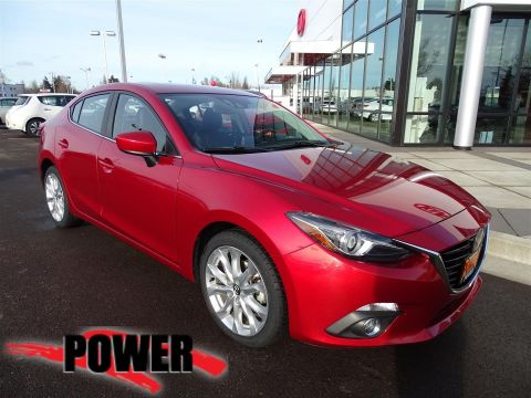Pre-Owned 2014 Mazda3 s Grand Touring