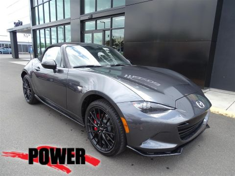 New 2019 Mazda MX-5 Miata Club