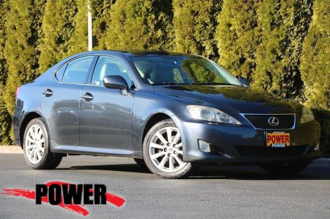 Pre-Owned 2008 Lexus IS 250 4DR SDN SPT AWD
