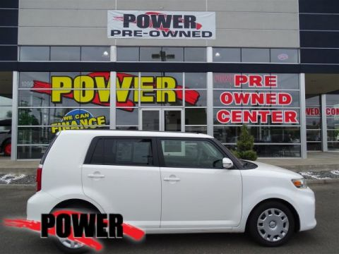 Pre-Owned 2012 Scion xB 5DR WGN MT