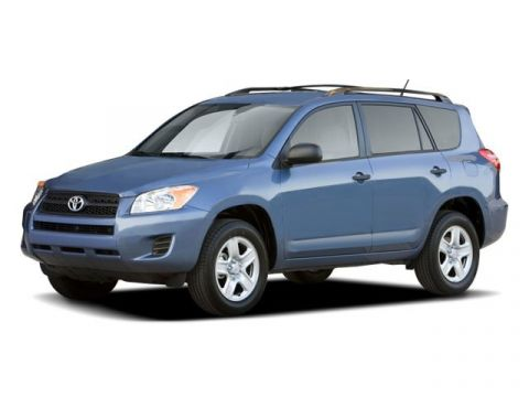 Pre-Owned 2009 Toyota RAV4 4DR 4WD 4CYL