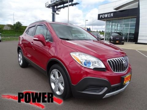 Pre-Owned 2016 Buick Encore 4DR FWD