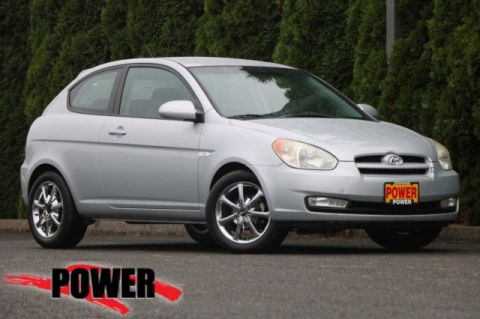 Pre-Owned 2007 Hyundai Accent SE