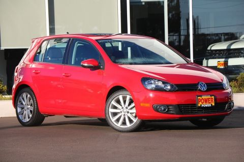 Pre-Owned 2014 Volkswagen Golf TDI 1 Owner Clean Carfax, Local Trade, 2yr Unlimit